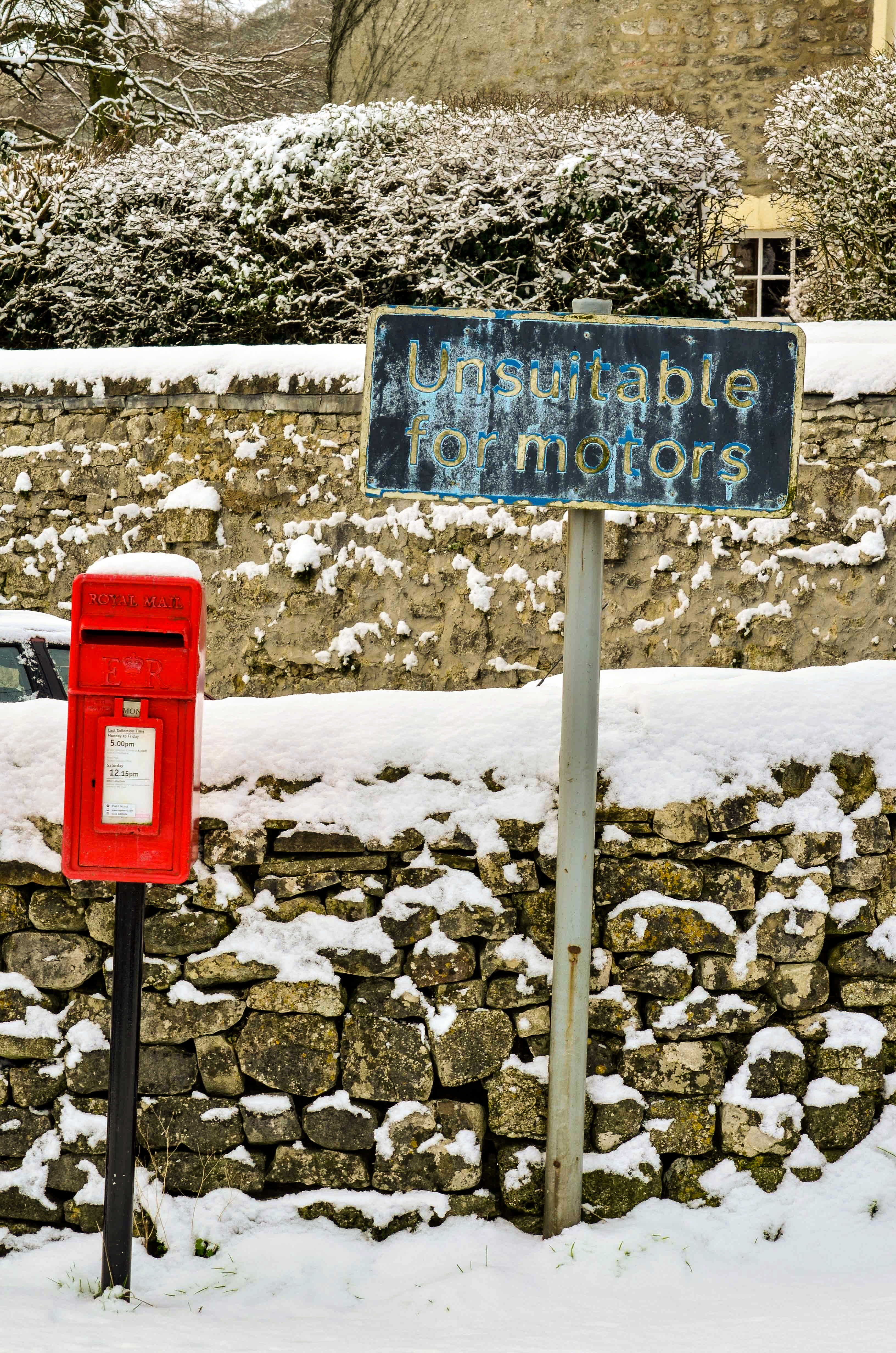 Winter Yorkshire Dales (5)