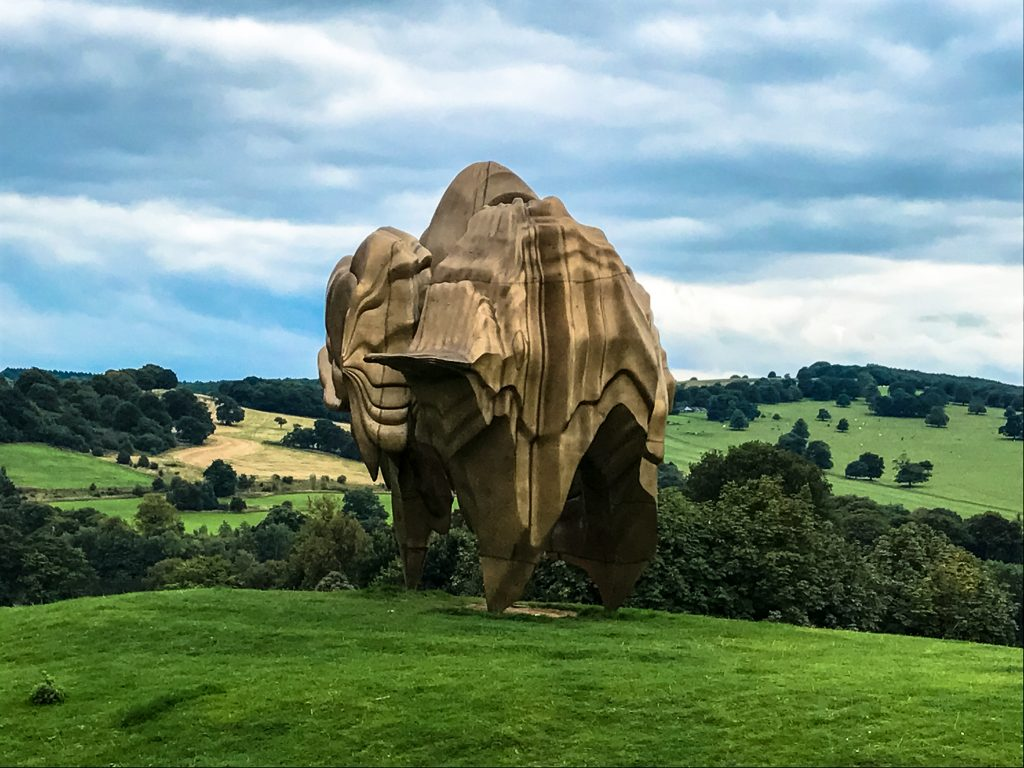 Caldera by Tony Cragg