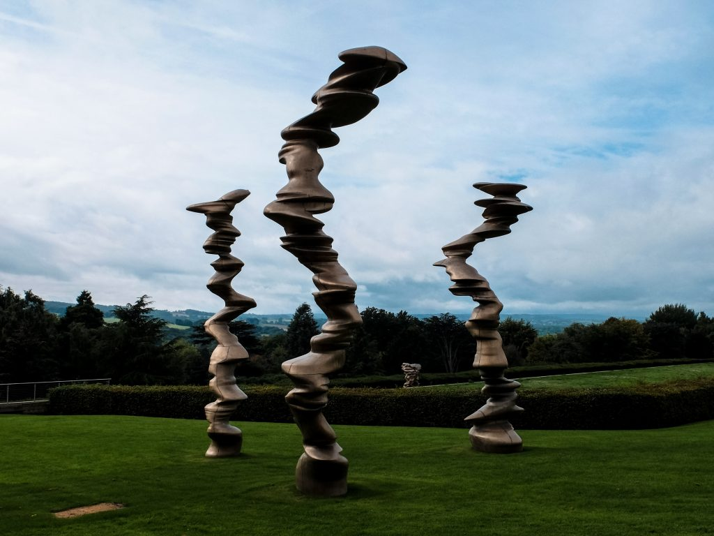 Points of View by Tony Cragg